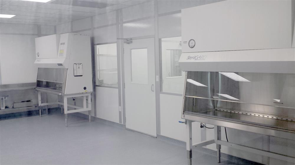 Carter Health Cleanroom Design Build
